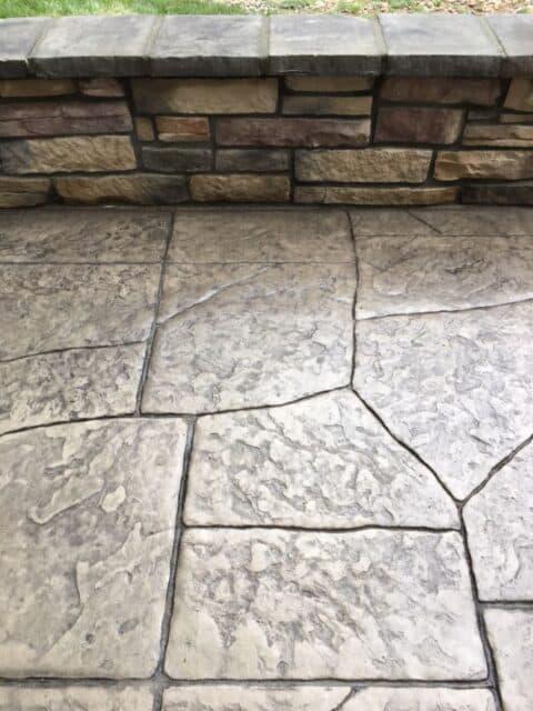 Castle Stone Pattern