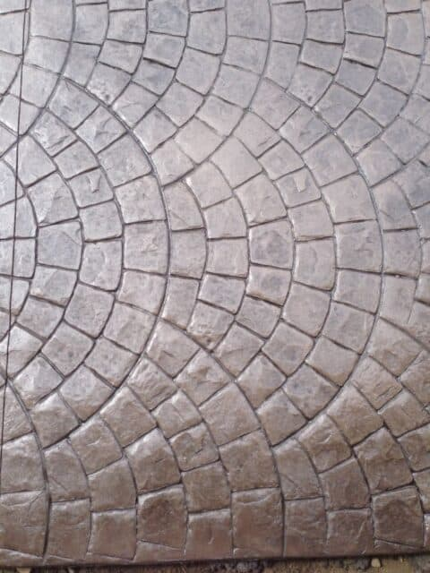 Cobble Fan Pattern
